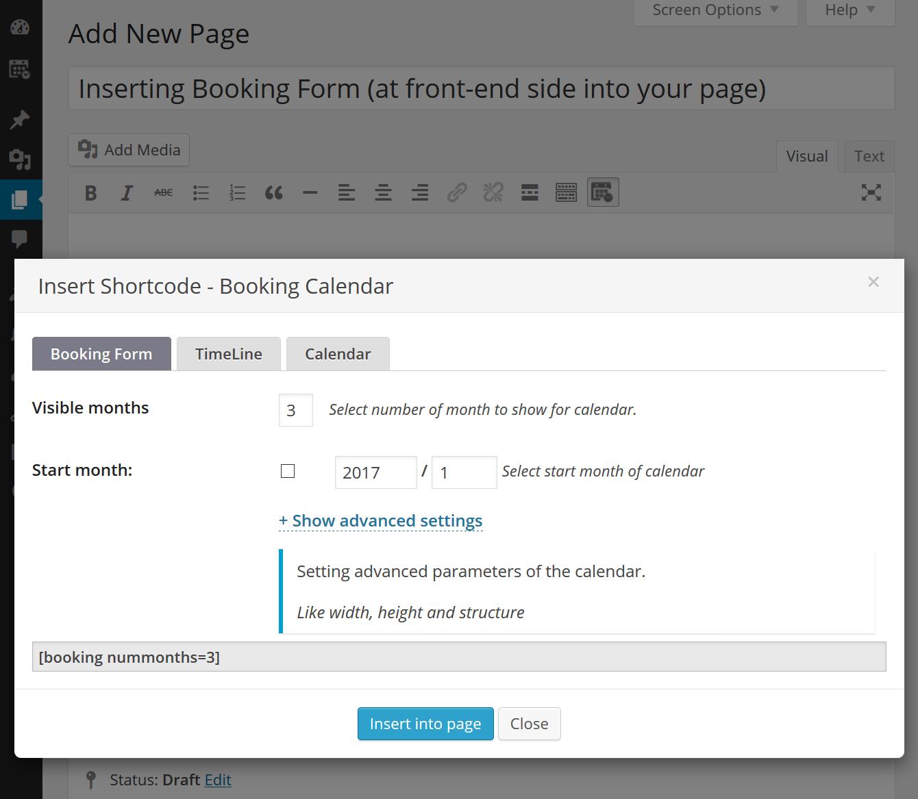 Booking Calendar screenshot-04