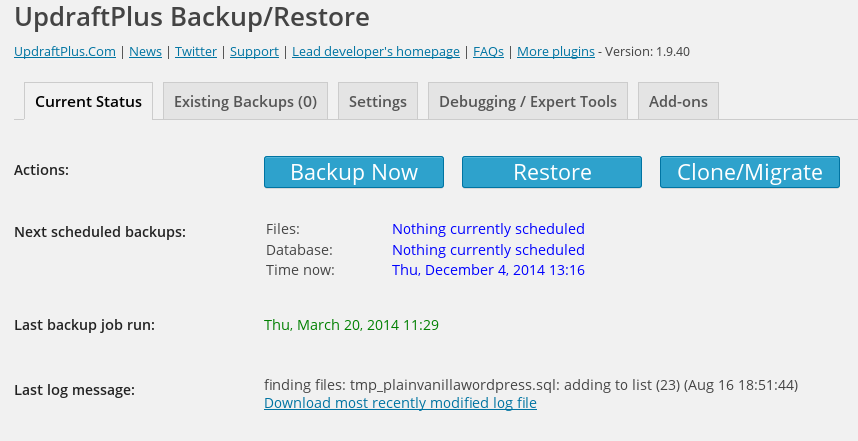 UpdraftPlus-WP-Backup-plugin-screenshot-1