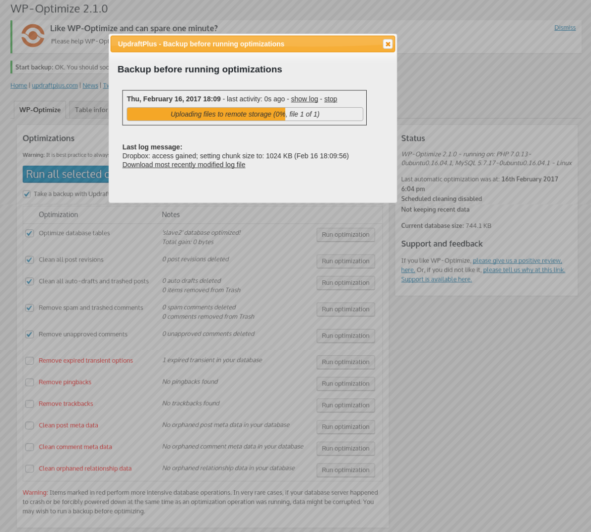WP-Optimize-Plugin-screenshot-2