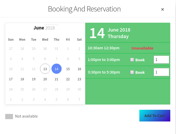 WordPress-WooCommerce-Booking-And-Reservation-Plugin