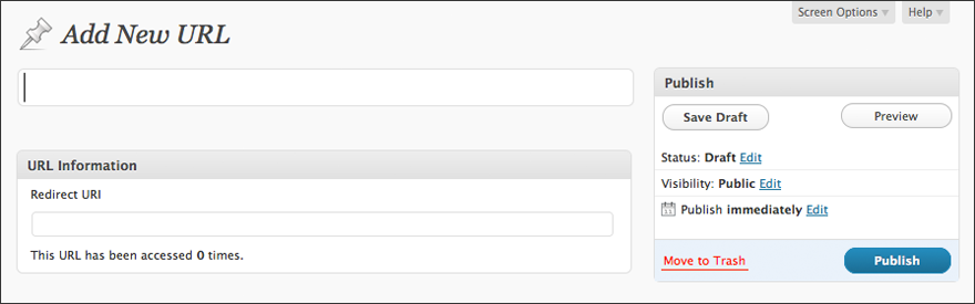 Simple-URLs-WP-Plugin-screenshot-2